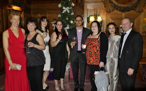 Sutton Orthodontic Centre Christmas Party 2015