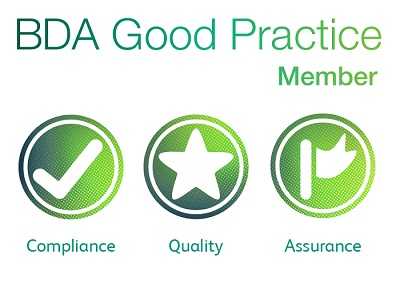 We've Achieved BDA Good Practice Accreditation for 2018