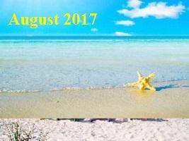 Practice Newsletter – August 2017