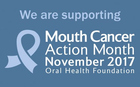 Supporting Mouth Cancer Action Month