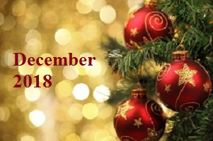 Practice Newsletter – December 2018