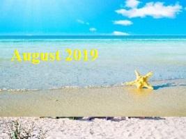 Practice Newsletter – August 2019