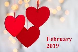 Practice Newsletter – February 2019